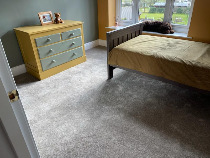 Residential carpets in bolton