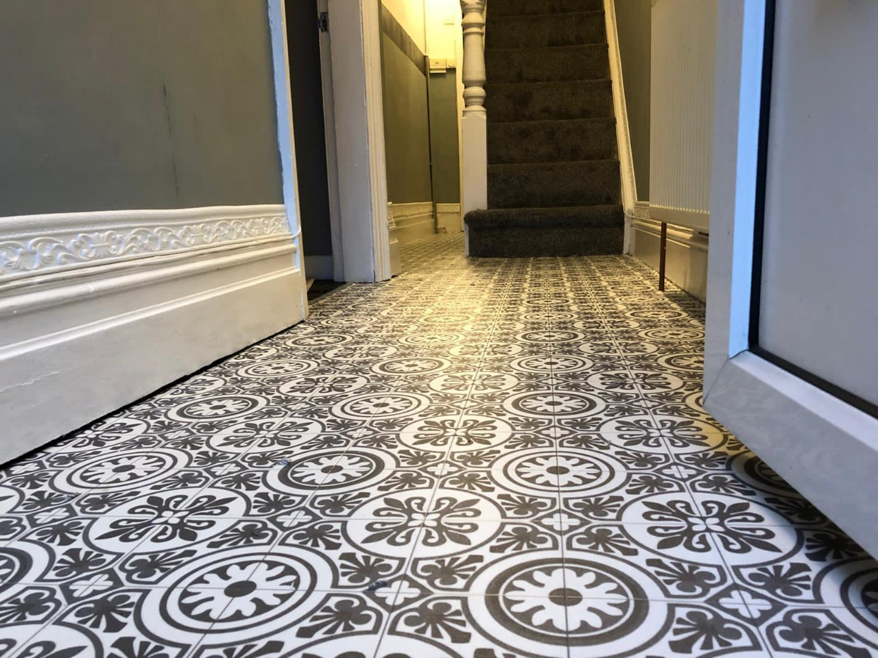 Commercial flooring and carpets in Bolton
